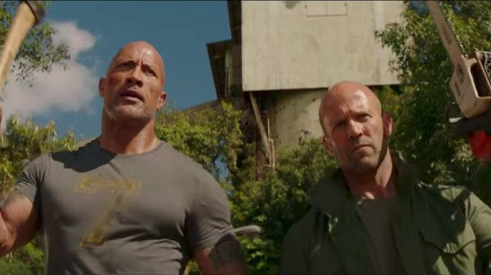 Hobbs and Shaw Final Trailer
