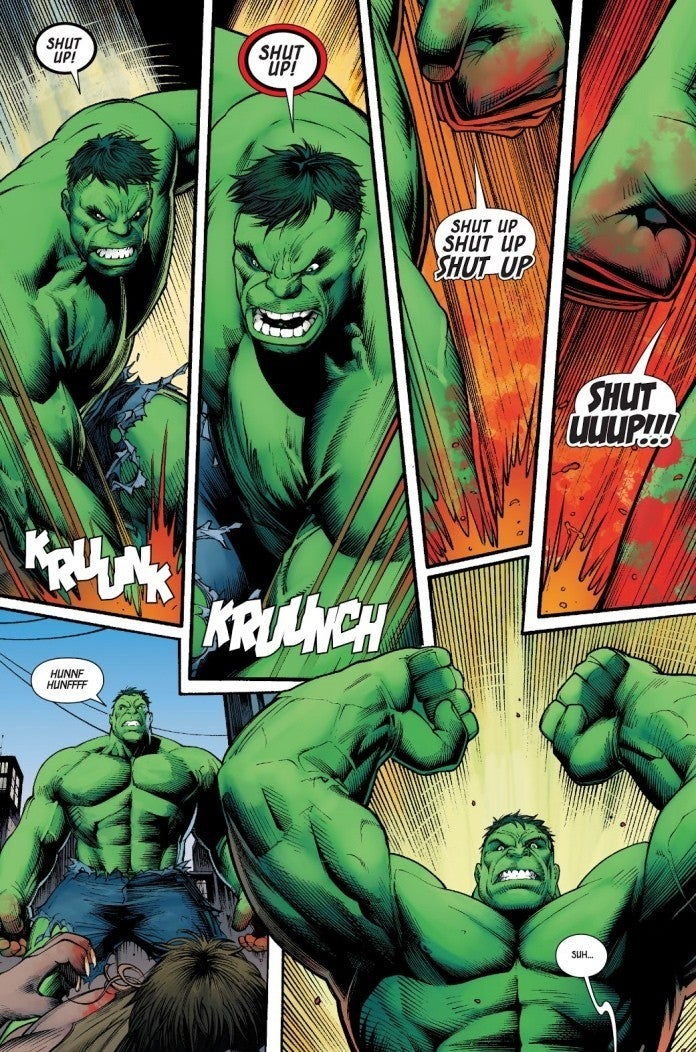 Hulk Last Call