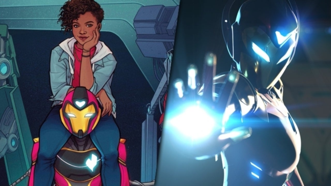 Here's What Ironheart Could Look Like in the MCU