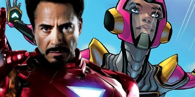 ironheart robert downey jr