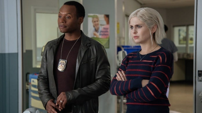 izombie filleted to rest
