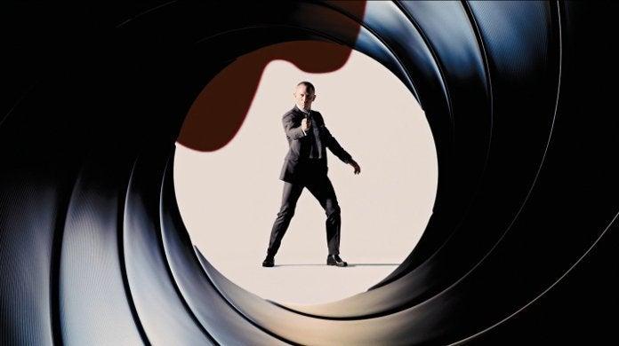 James Bond 25 Man Arrested Hidden Camera Women's Bathroom