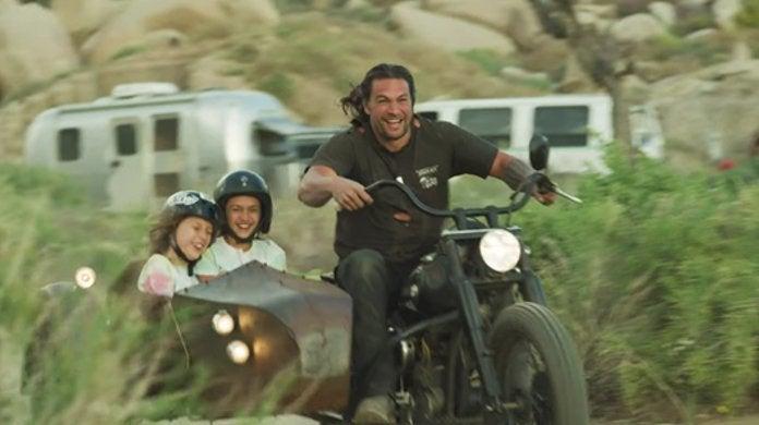 Jason Momoa Father's Day Film