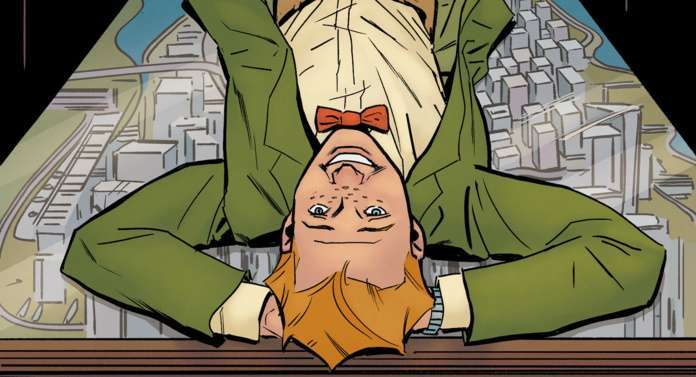 Jimmy Olsen #1 Review - Cover 2