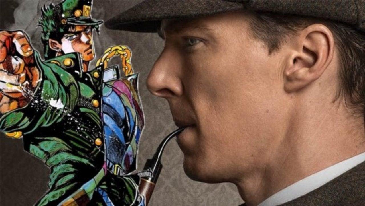 JoJo's Bizarre Adventure Creator Reveals Series' Sherlock Holmes Roots