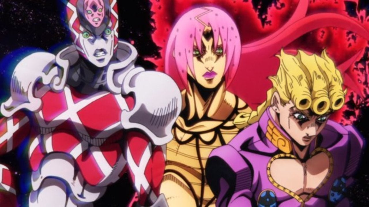 JoJo's Bizarre Adventure Part 5 Teases Finale With Special