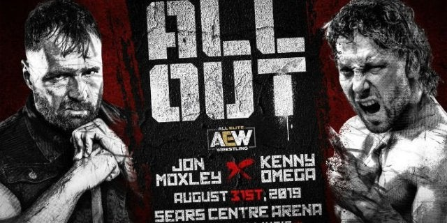 AEW All Out Updated Card After Fight for the Fallen