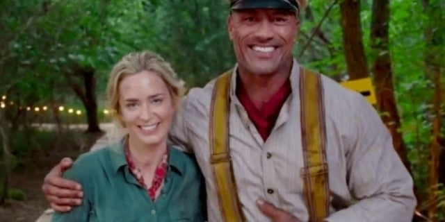 Disney Releases First Trailer for The Rock's Jungle Cruise at D23