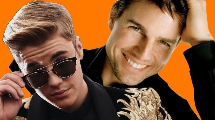 Justin Bieber Challenges Tom Cruise to a Fight Reactions