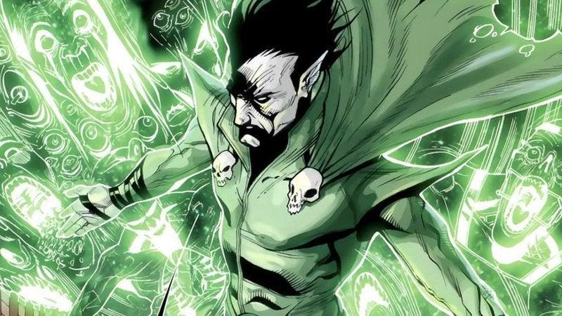 Keanu Reeves Nightmare Doctor Strange 2 MCU