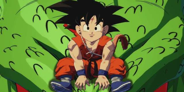 Kid Goku Gets Realistic Dragon Ball Concept Art