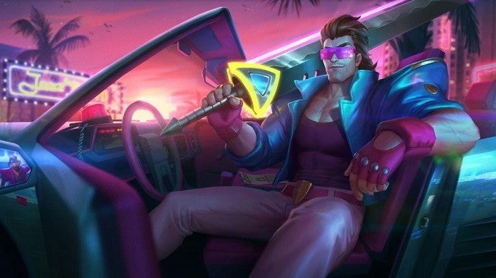 League of Legends' Arcade Occasion Consists of Two New Demacian Vice