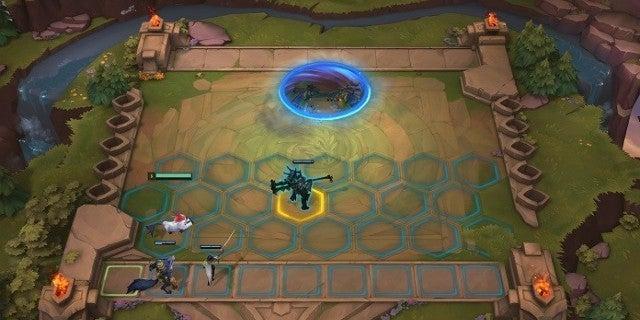 League of Legends Videos Show Off First Teamfight Tactics Gameplay