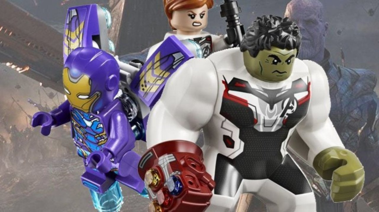 Avengers: Endgame LEGO San Diego Comic Con Exclusive Set Revealed