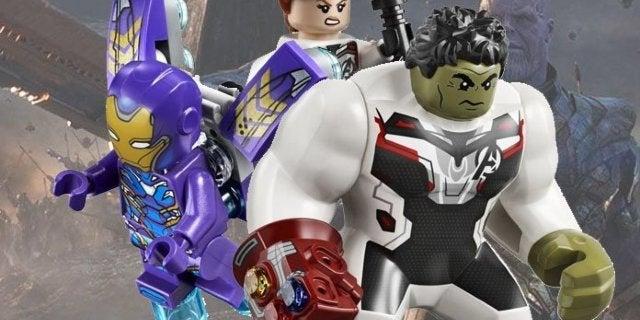 Avengers: Endgame LEGO San Diego Comic Con Exclusive Set Revealed
