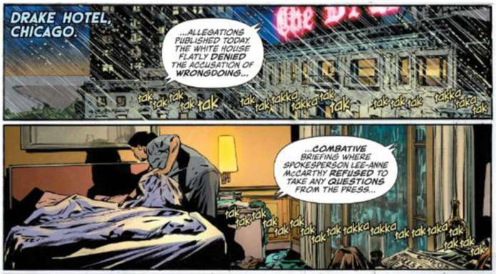 Lois Lane #1 Review - Chicago