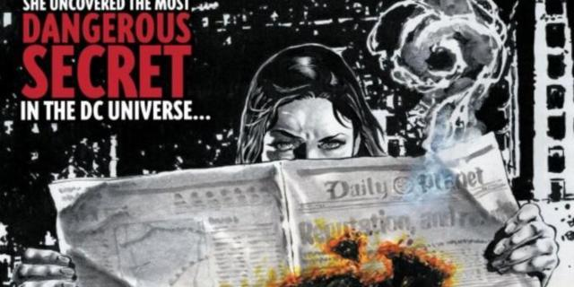 Lois Lane #1 Review - Cover