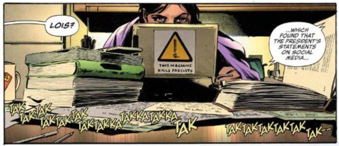 Lois Lane #1 Review - Journalism