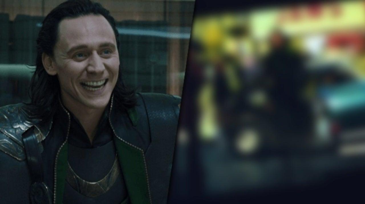 Marvel Studios Reveals First Look at Loki Disney+ Series