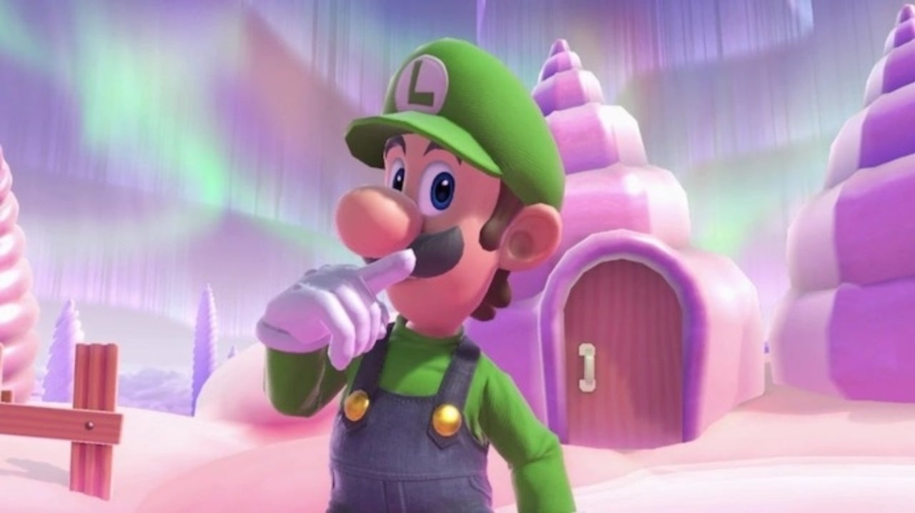 Luigi Is A Big Hit With The Ladies, According to Nintendo's Research