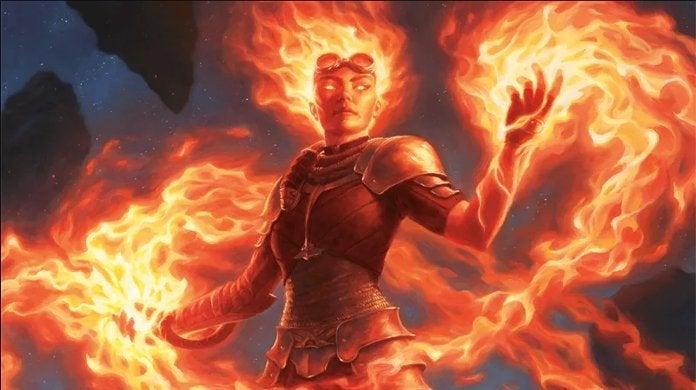 Magic Core Set 2020 Chandra Nalaar