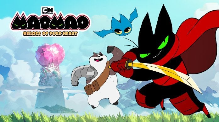 Mao Mao Heroes Of Pure Heart Review Pure Bliss Heroes of pure heart where i put my own character next to art of adorabat done in my own, pixel art based, style. mao mao heroes of pure heart review