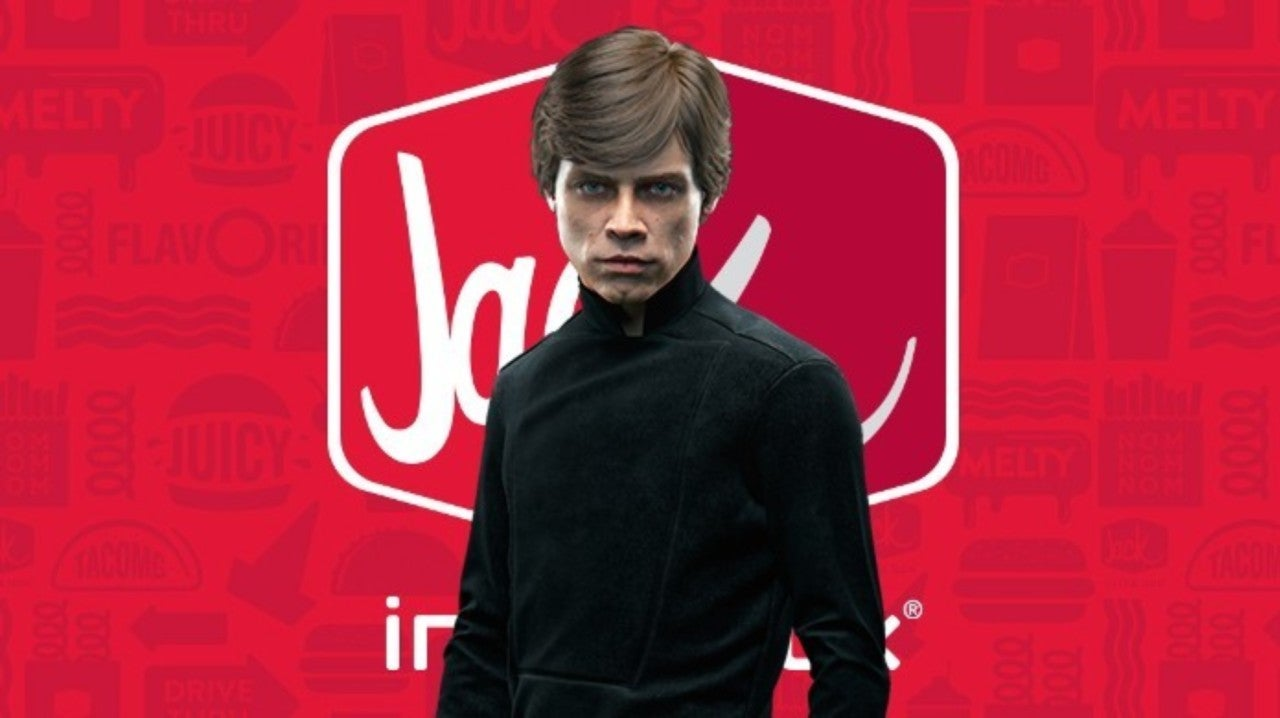 Star Wars' Mark Hamill Reveals He Got Fired From Jack in the Box for
