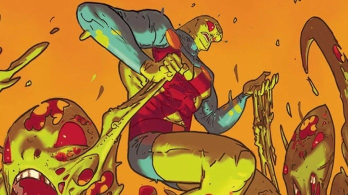martian manhunter 6