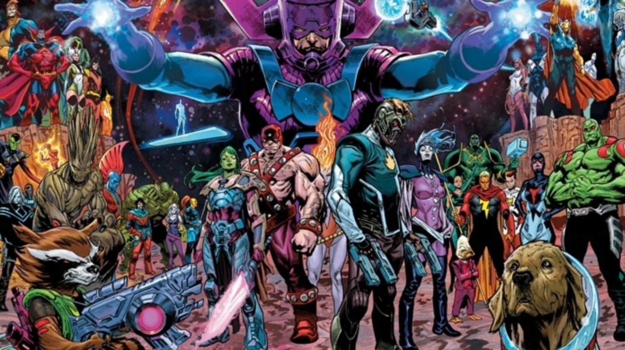 Marvel Cosmic Phase