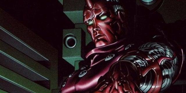 Marvel High Evolutionary Keanu Reeves MCU
