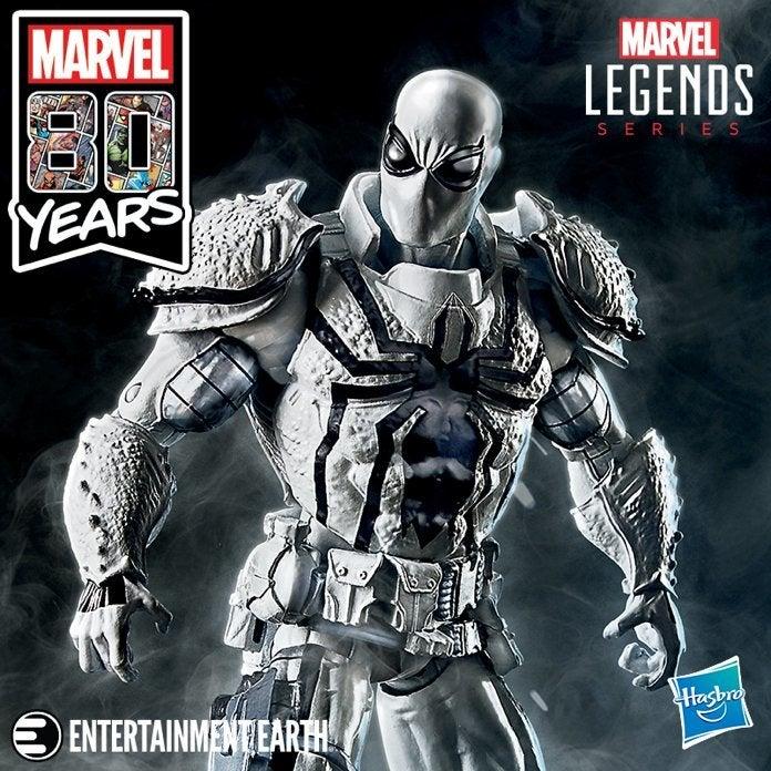 Exclusive Marvel Agent Venom Funko Pops Are Live