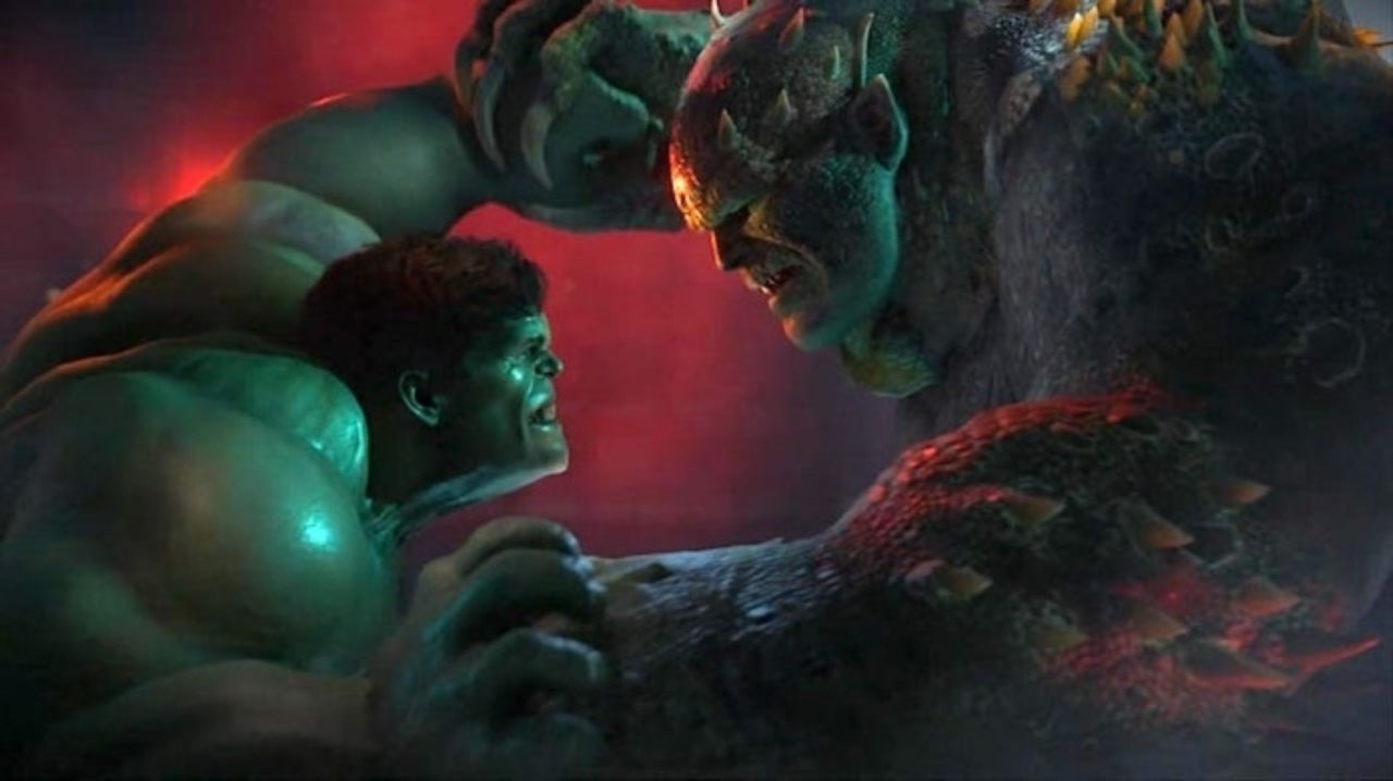 Marvel's Avengers Confirms Abomination, First Look Revealed