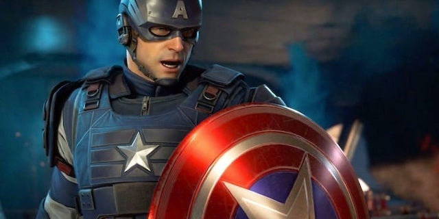 Leaked Marvel's Avengers Gameplay Features Captain America's Shield Throwing
