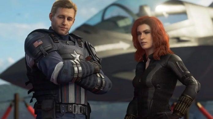 marvel's avengers costumes