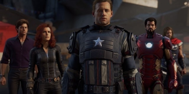 Marvel's Avengers Costumes New and Classic