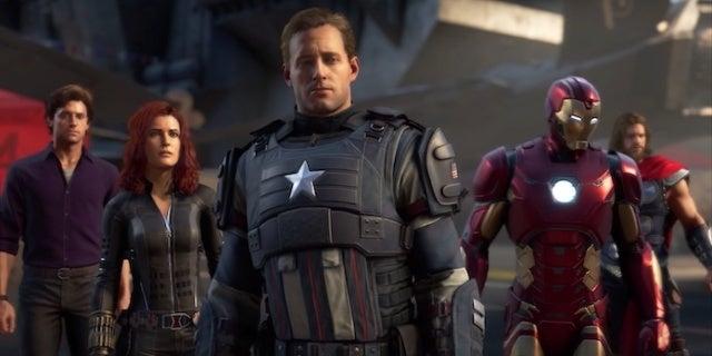 marvel'savengers 2
