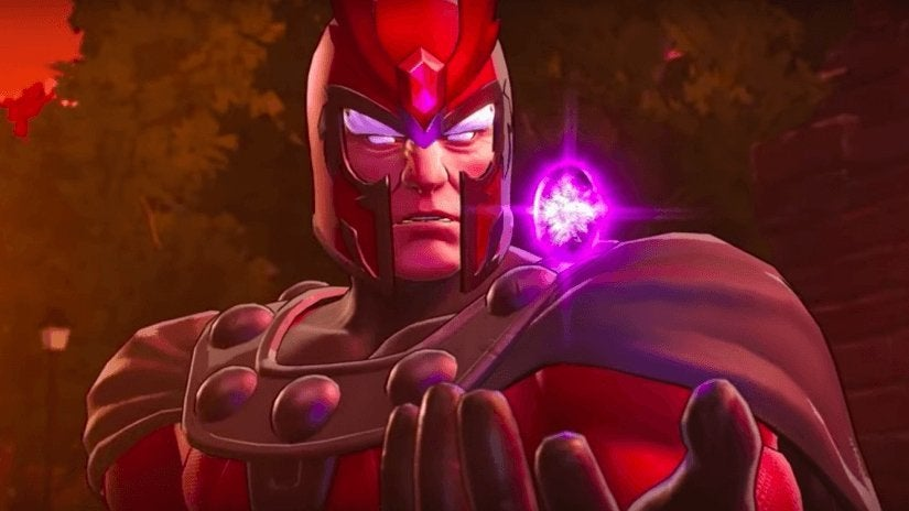 Marvel Ultimate Alliance 3 Magneto