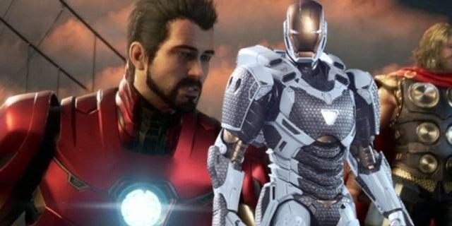 Marvel's Avengers: Iron Man Mark 39 Armor Confirmed