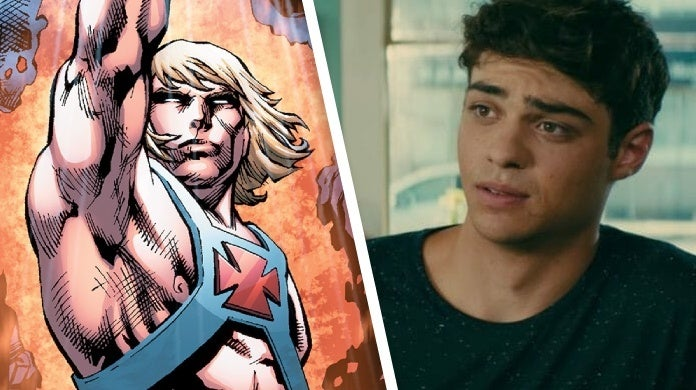 masters of the universe noah centineo he man