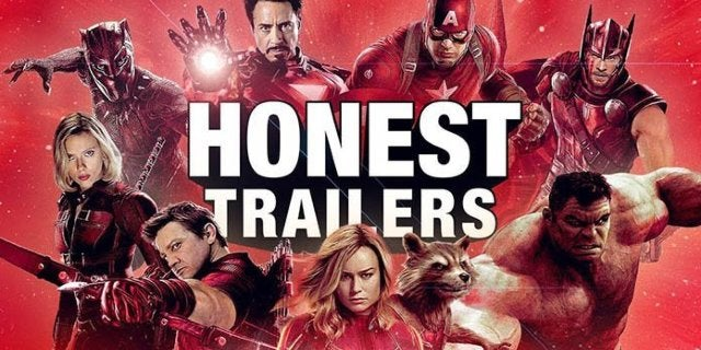 The Marvel Cinematic Universe Gets an Honest Trailer