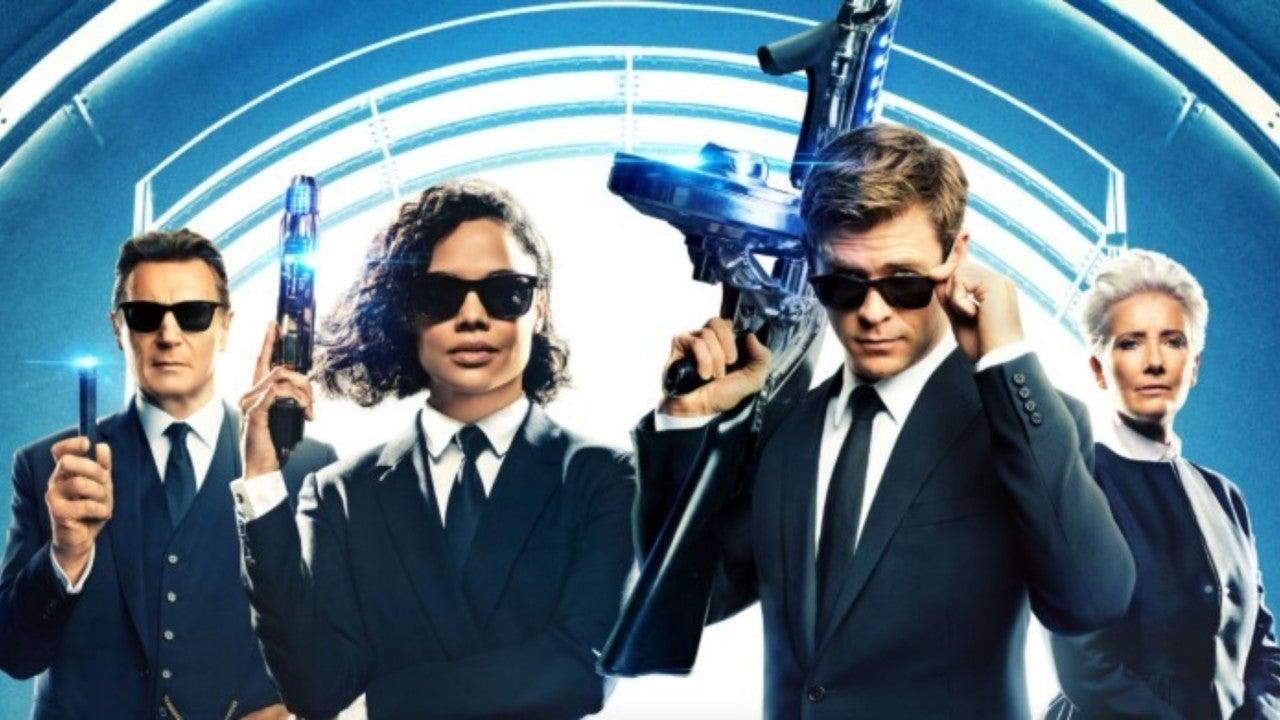 Men in Black: International Crash Lands with $25 Million Domestic Opening Weekend