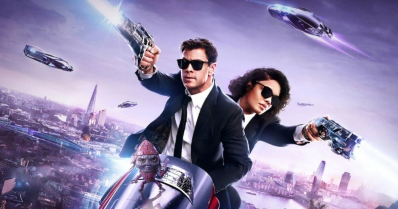 Sony Exec Details Why Men in Black: International Fell Short of Expectations