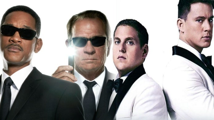 Men in Black Jump Street