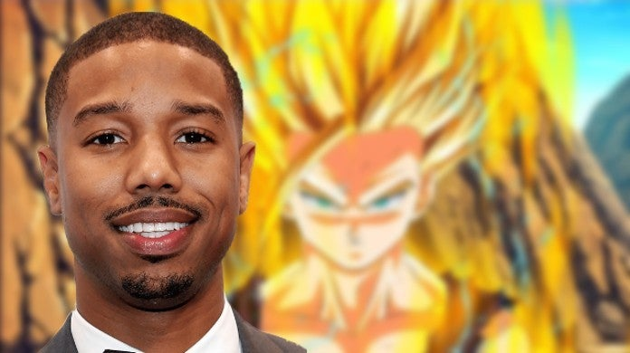 Michael B Jordan Favorite Anime Inspirations