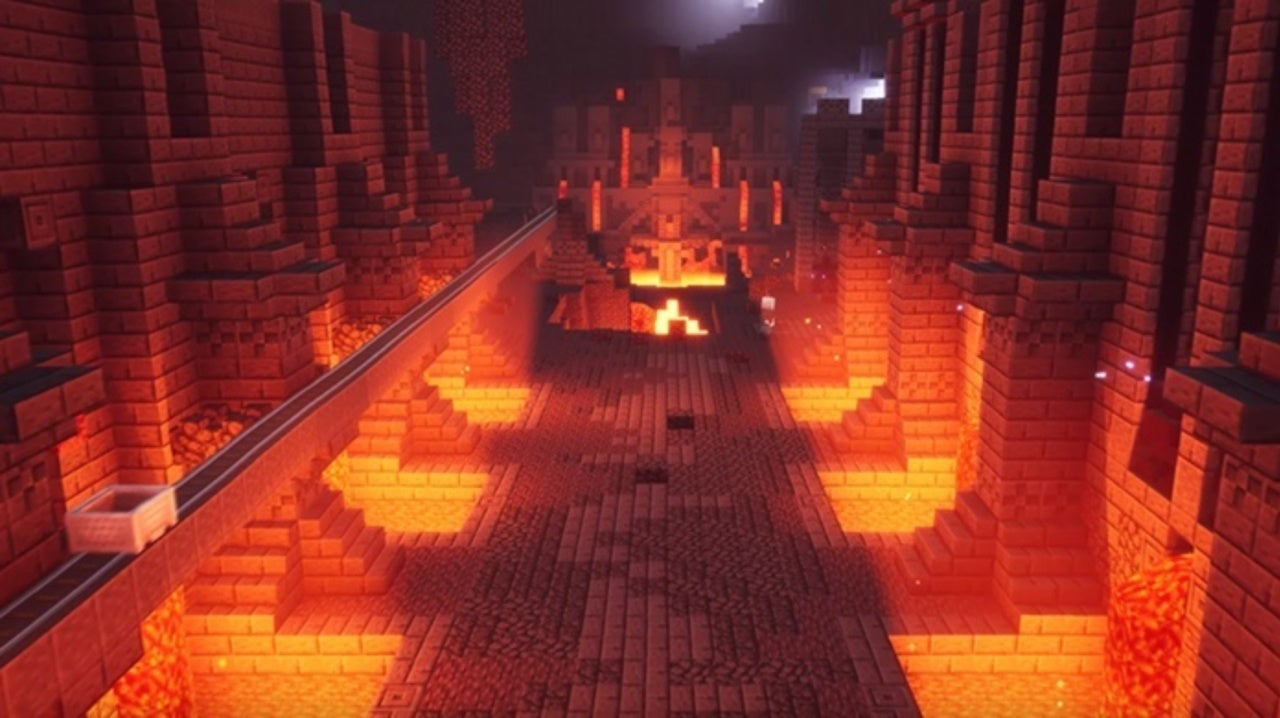 Minecraft Dungeons Revealed With Gameplay Trailer
