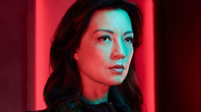 Ming-Na Wen May gents of SHIELD
