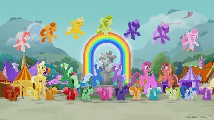 Tara Strong Talks the Final Season of My Little Pony