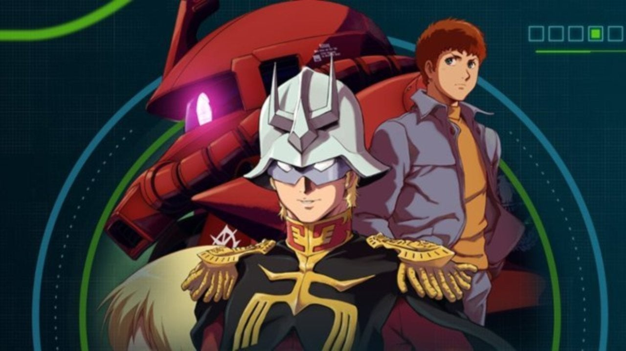 Toonami Debuts Mobile Suit Gundam: The Origin Promo
