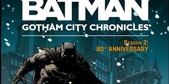 Batman: Gotham City Chronicles Board Game Launches Season 2 Kickstarter