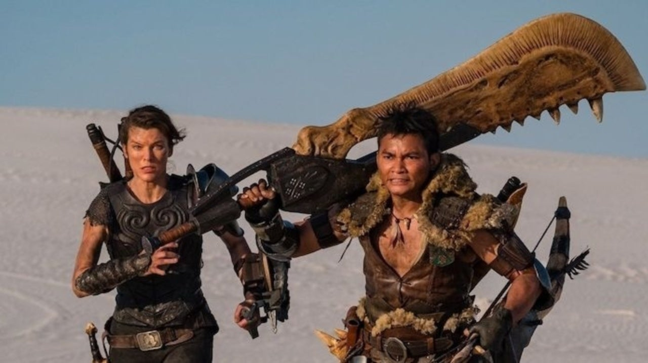 Monster Hunter Movie Trailer Makes Its Way Online